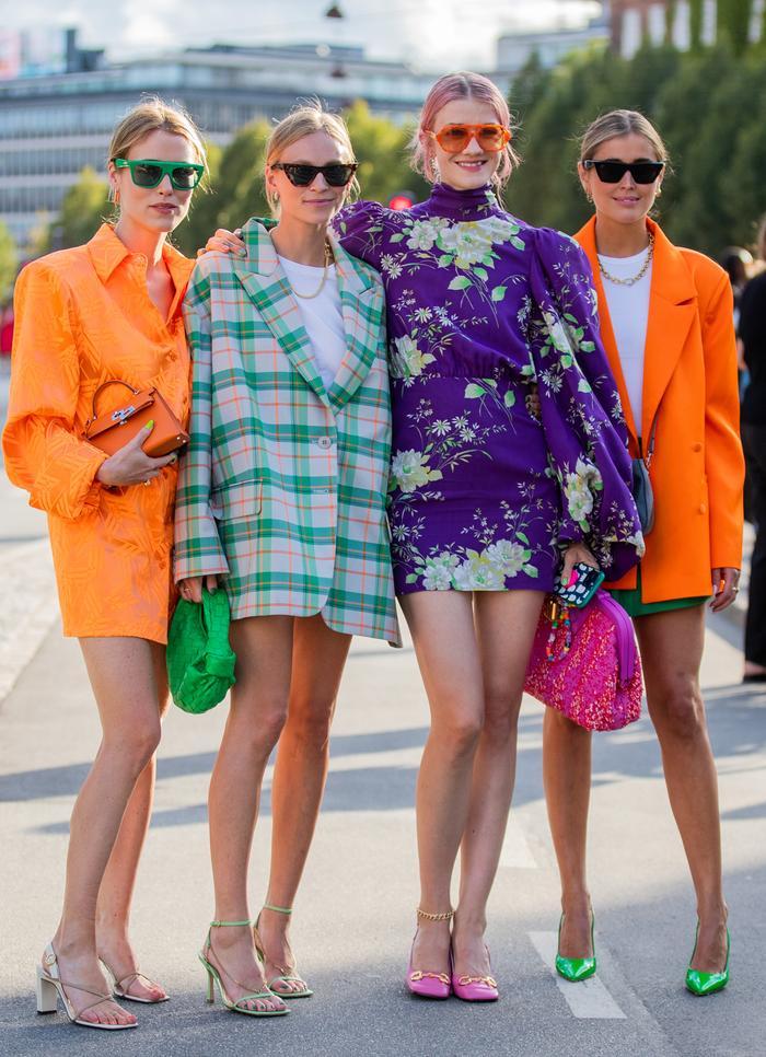 Copenhagen Fashion Week street style 2021: