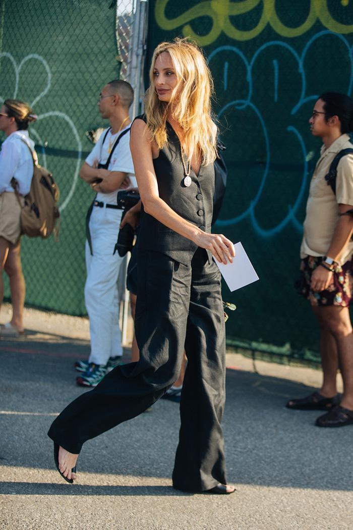 Street style trends: waistcoats