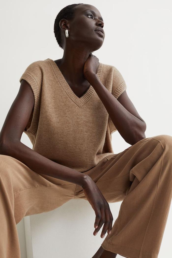 H&M V-Neck Sweater Vest