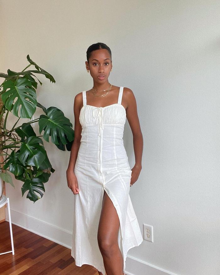 Best linen dresses