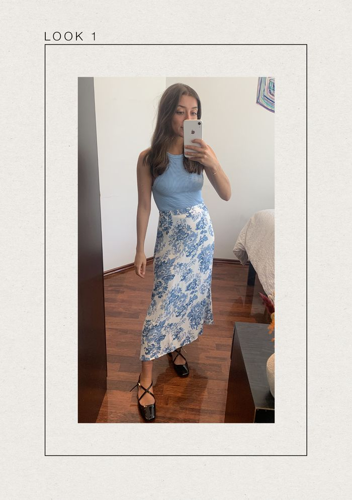 Best Petite Autumn Buys: Reformation Petite Skirt
