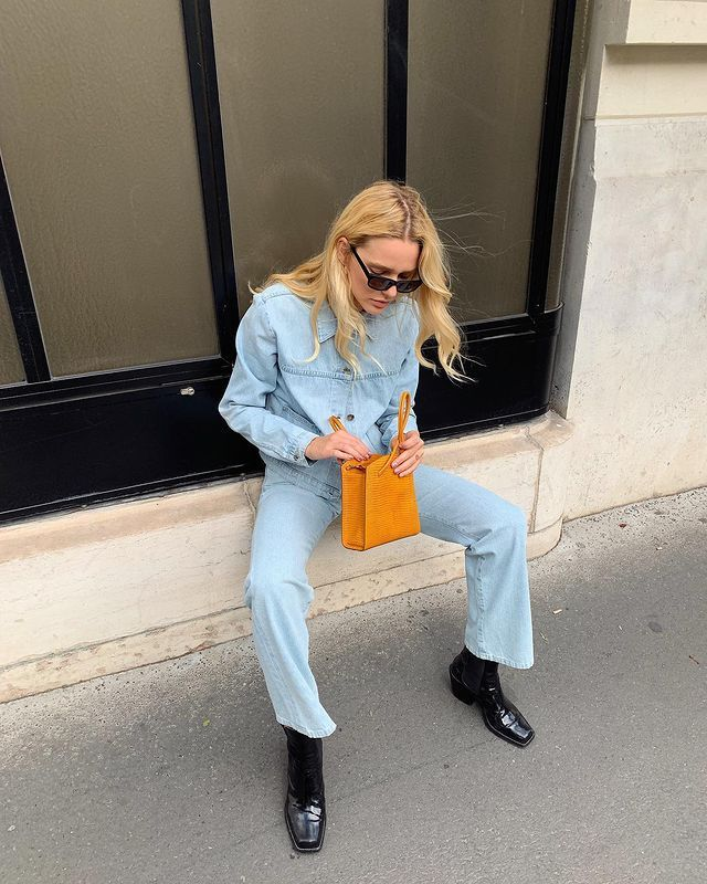 Ankle Boot Outfits: @meganadelaide