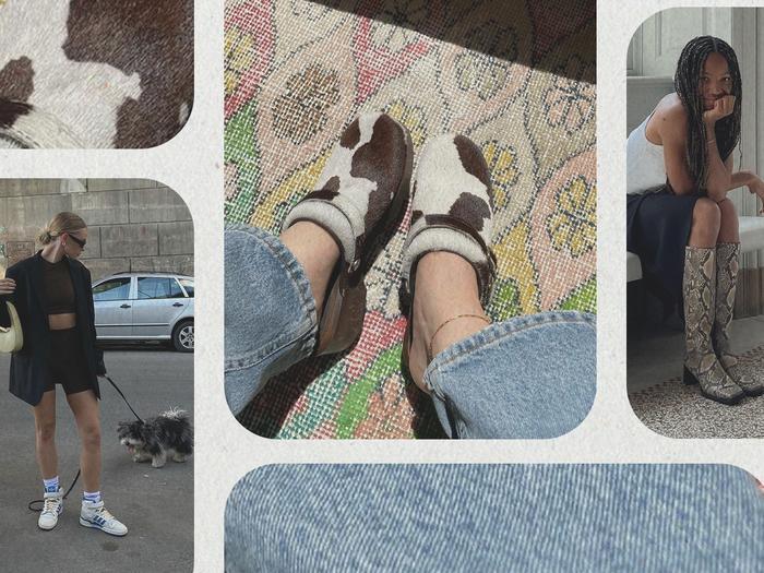 fall shoe shopping