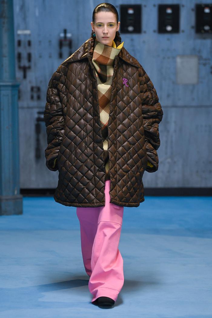 Secondhand coat trends
