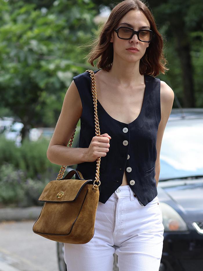Alexa Chung: Summer Outfits