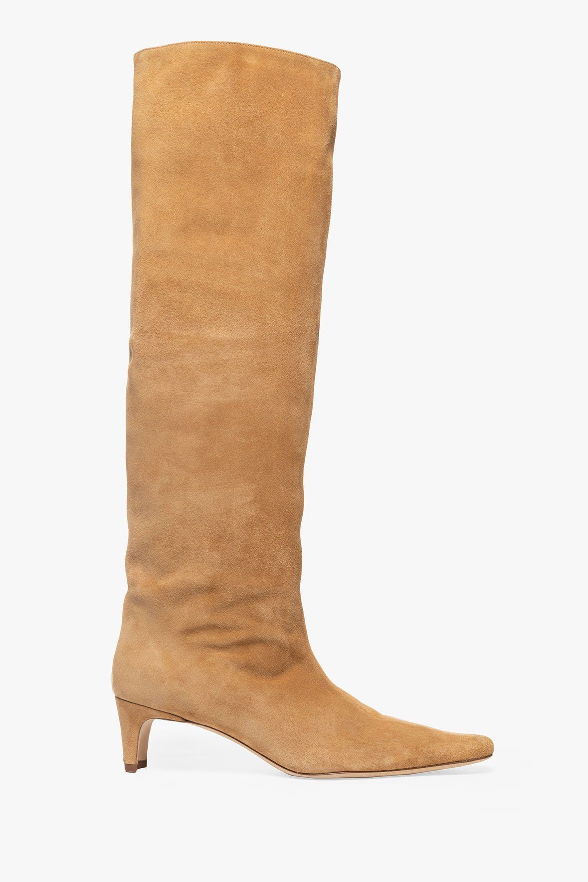 Prediction: This Comfy Boot Trend Is About to Be Very Major - kitten heel boots 295021 1630279584593