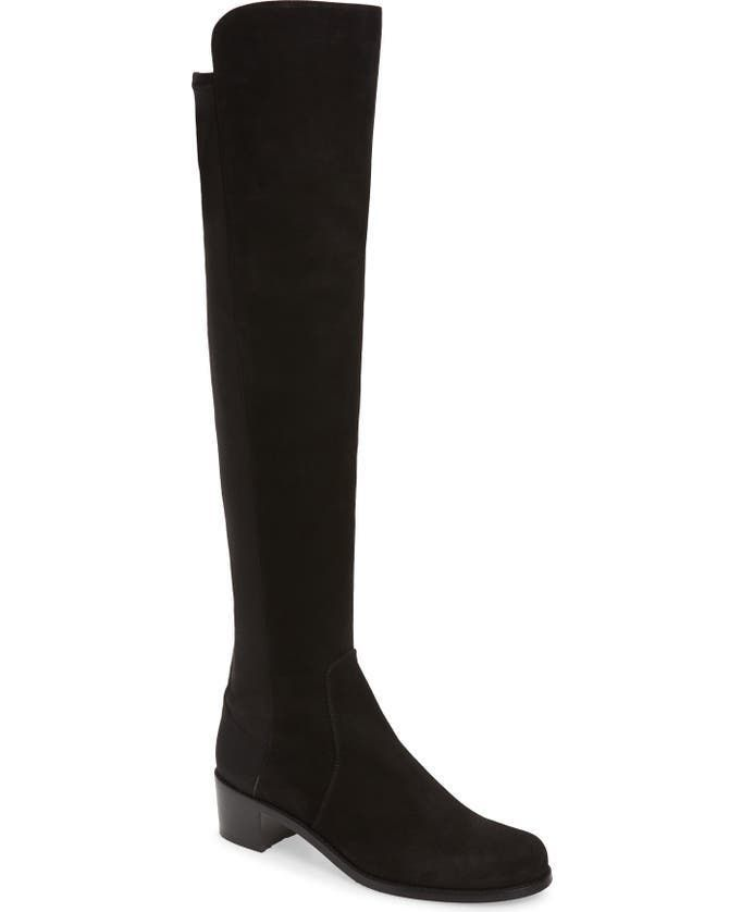 Prediction: This Comfy Boot Trend Is About to Be Very Major - kitten heel boots 295021 1630281295439