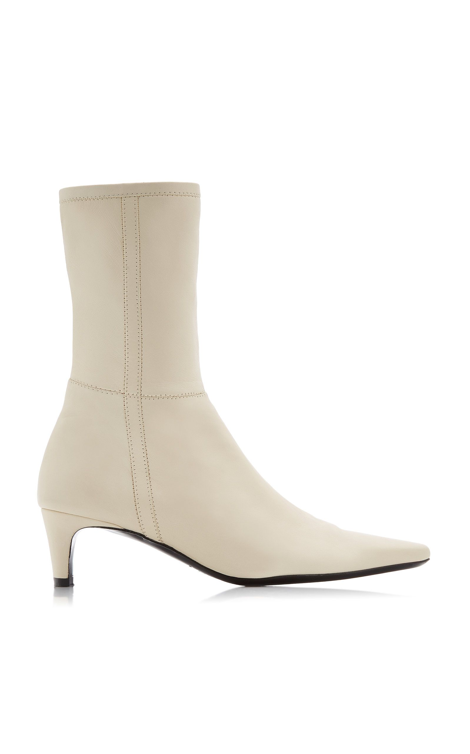 Prediction: This Comfy Boot Trend Is About to Be Very Major - kitten heel boots 295021 1630281682637