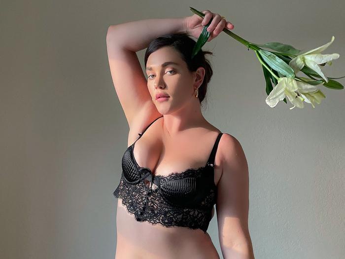 pretty lingerie trends 2021