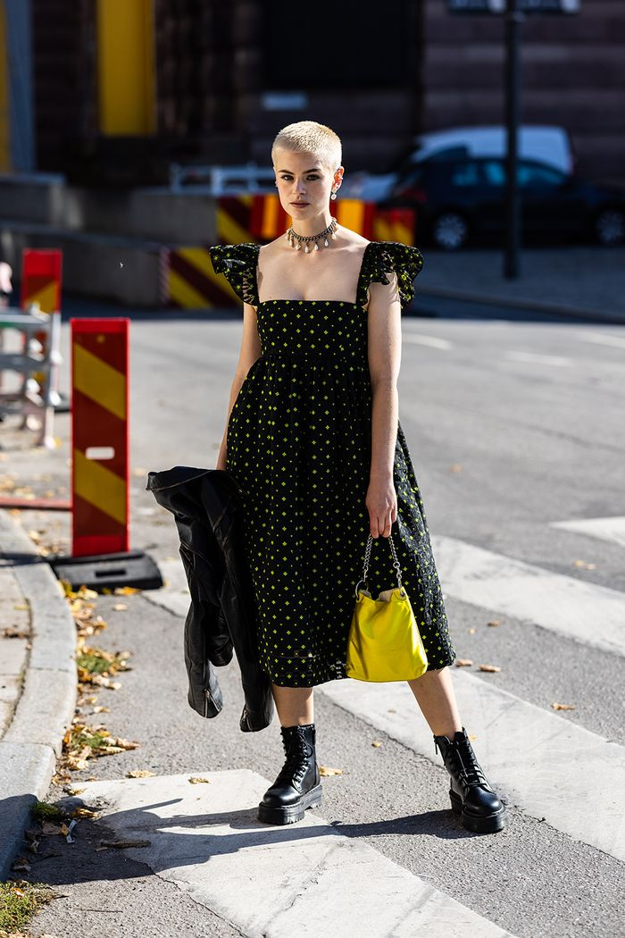 Stockholm street style September 2021