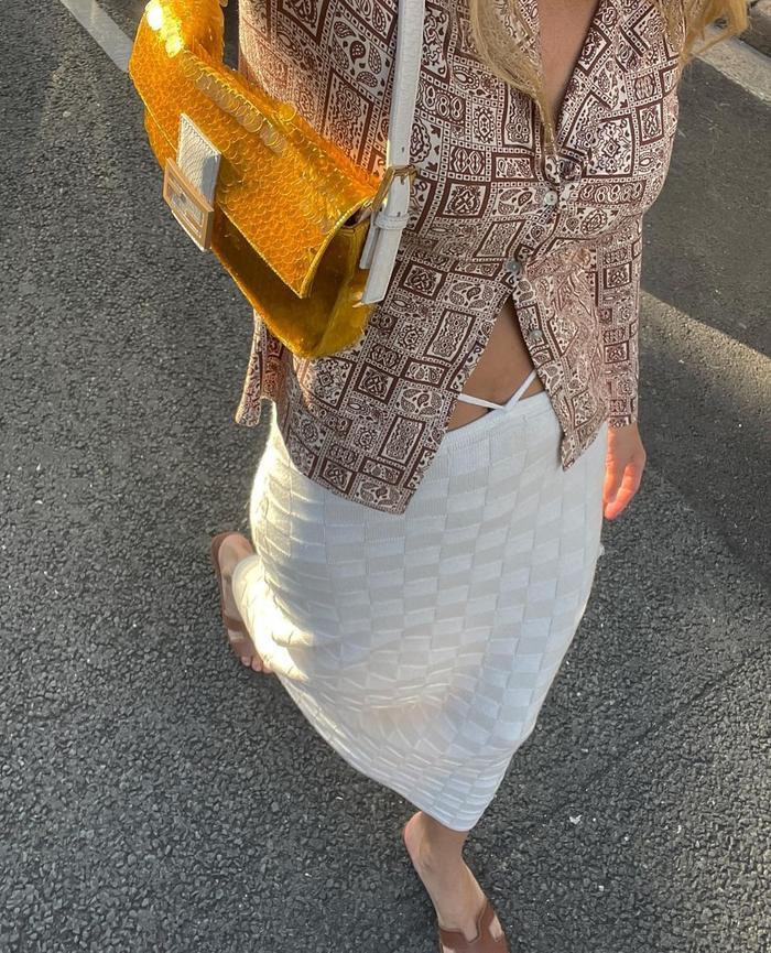 Musier Skirt Nunca @annelauremais