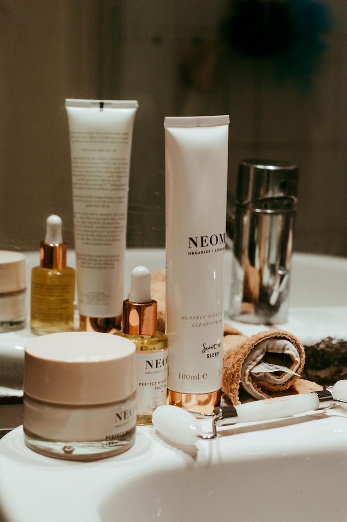 Editors review NEOM Perfect Night's Sleep skincare line