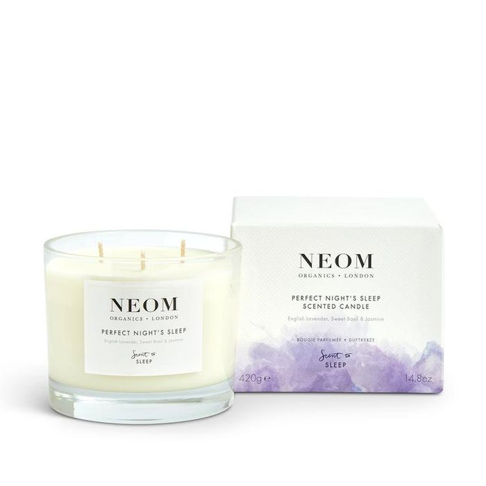 NEOM Perfect Night's Sleep Scented Candle (3 Wick)