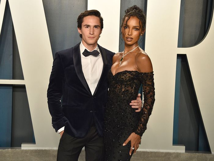 Supermodel Jasmine Tookes Looked Like an Actual Princess in Her Wedding Dress