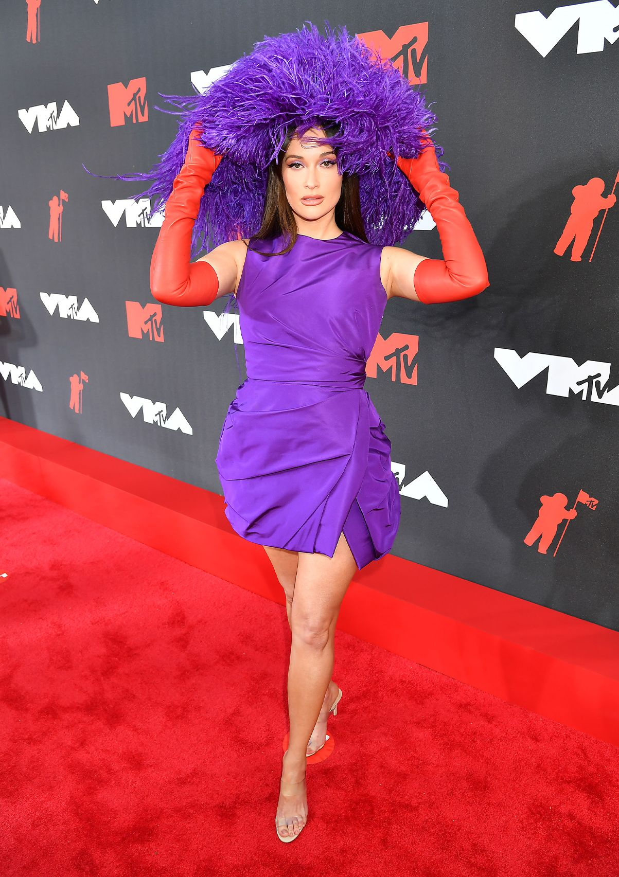 The MTV VMAs Red Carpet Looks That Shocked and Amazed Us - mtv vma red carpet 2021 295172 1631487101181