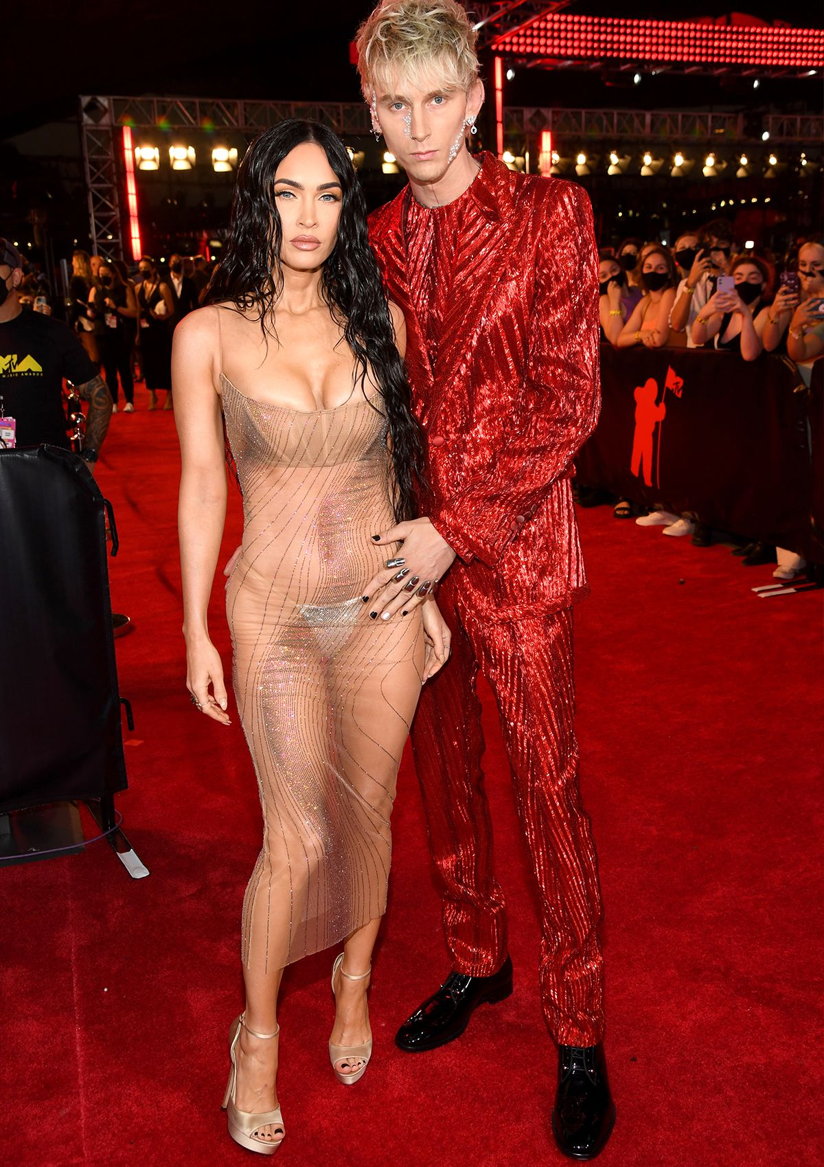 The MTV VMAs Red Carpet Looks That Shocked and Amazed Us - mtv vma red carpet 2021 295172 1631490303604