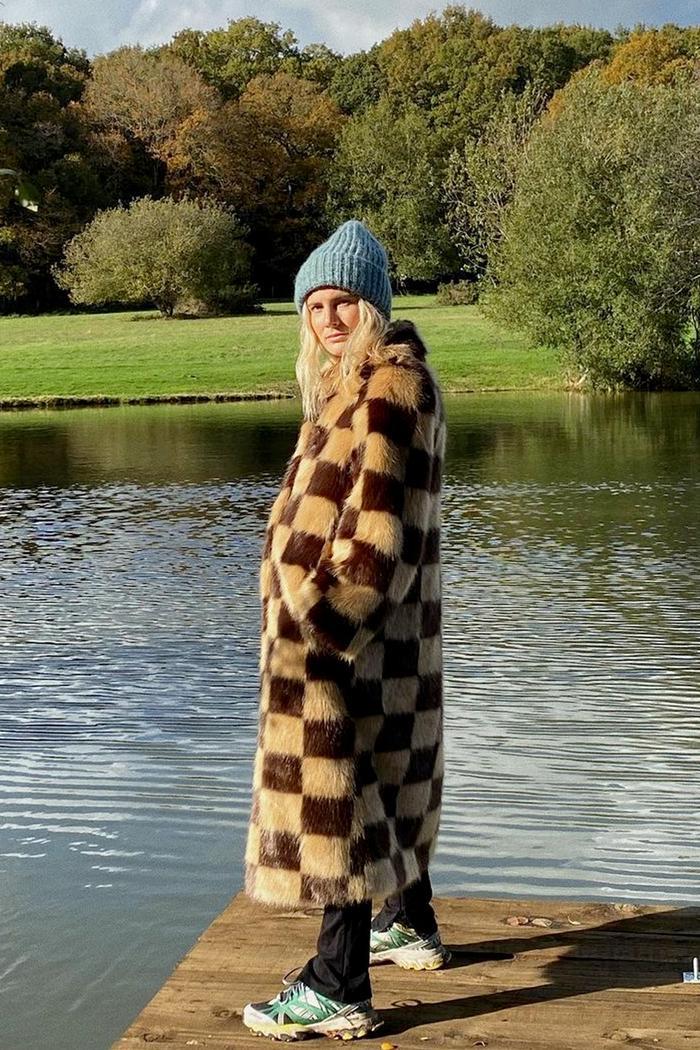 Autumn coats for women