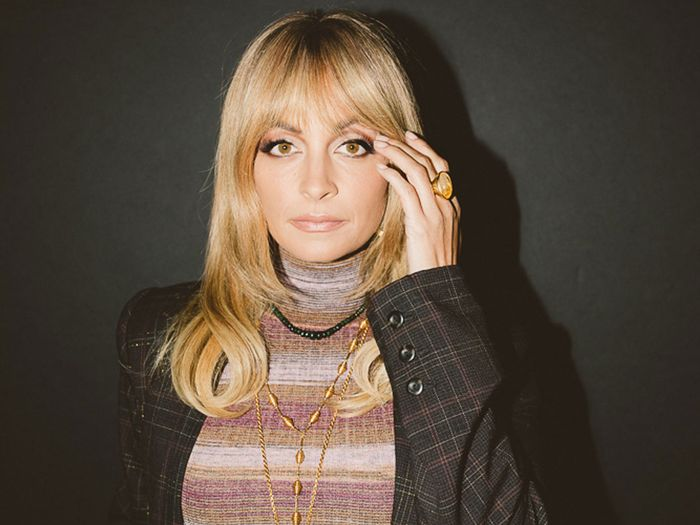 Nicole Richie interview for House of Harlow 1960 jewelry