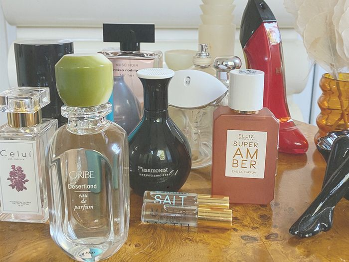 perfumes that get my husband's attention
