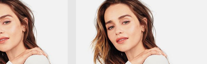 A PSA from Emilia Clarke: Stop Thinking So Much About Looking Beautiful