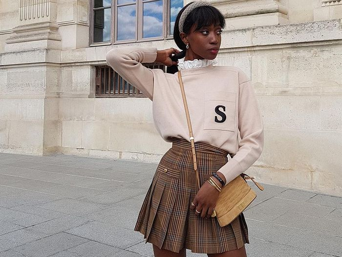 Here's a Thought: Take a Break From Your Jeans, and Try These Skirt Outfits