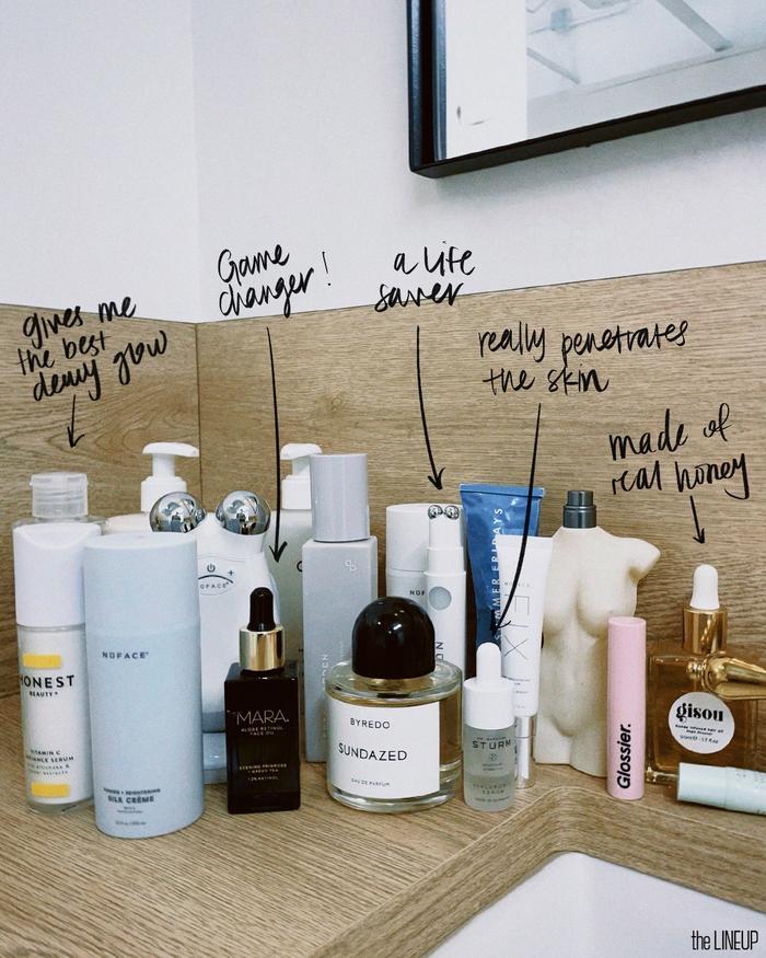 Jen Atkin's go-to beauty products