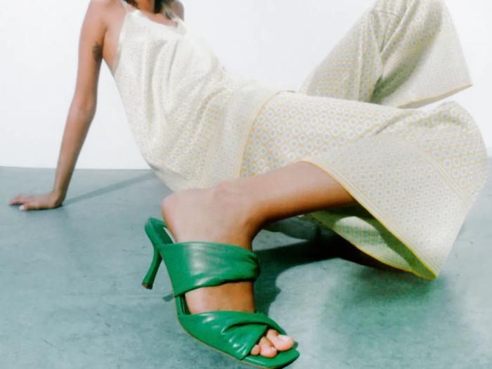 New Zara Fall Shoes