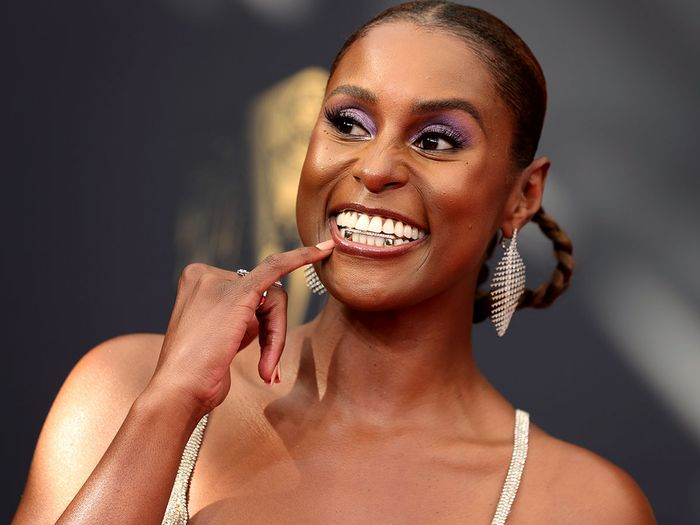 This TikTok–Famous Brand Was the Key to Issa Rae's Retro Emmys Beauty Look