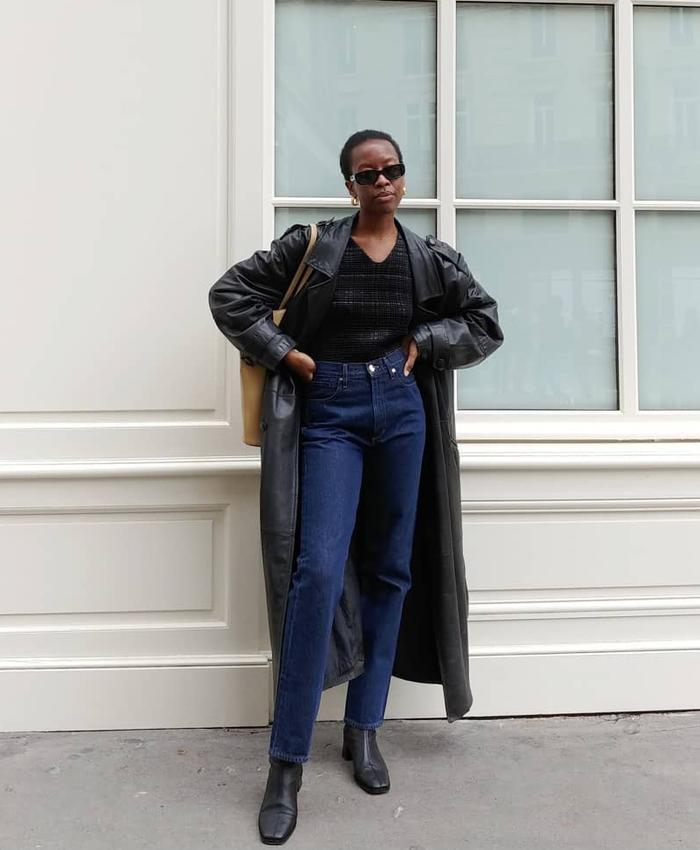 The best dark-wash jeans for women
