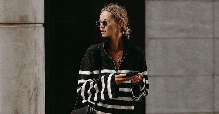 The Preppy Sweater Trend That's About to Dominate Fall 2021