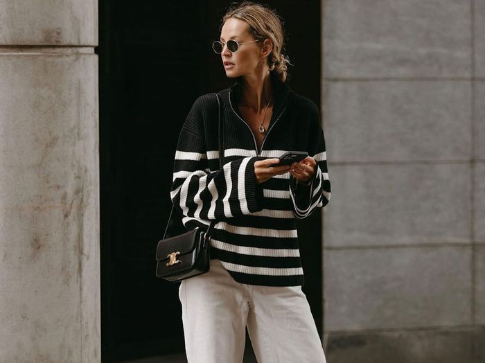 best half-zip sweaters for fall