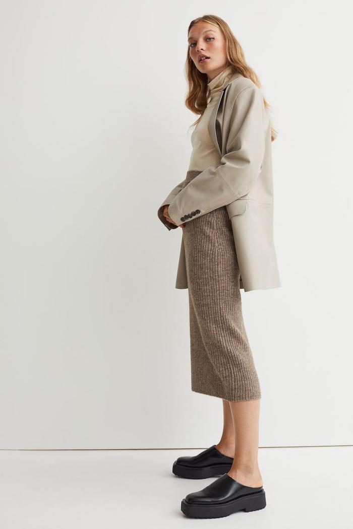 H&M Knit Skirt