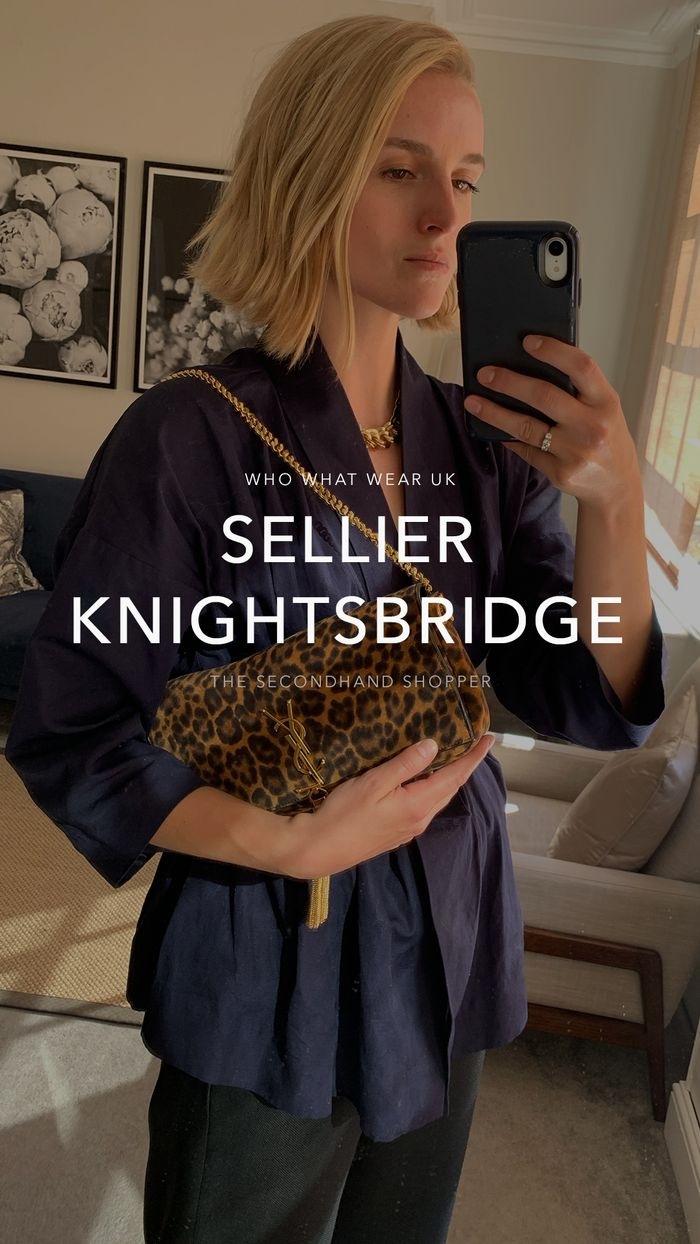 The Secondhand Shopper: Selllier