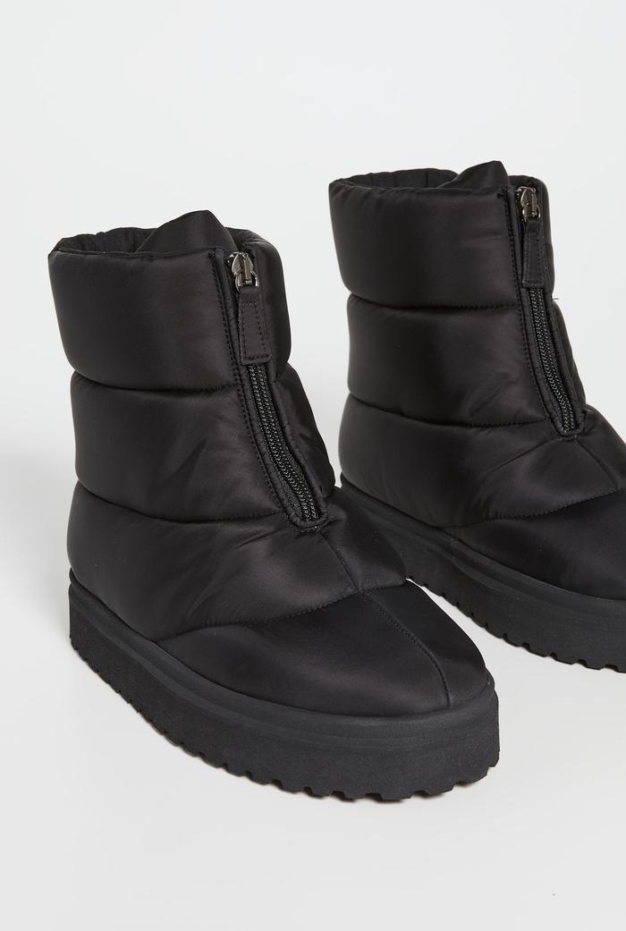 Gia Borghini Luna Short Puffy Boots