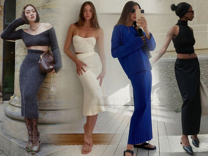 The Two-Piece Outfit Trend That's Already Defining Fall Style