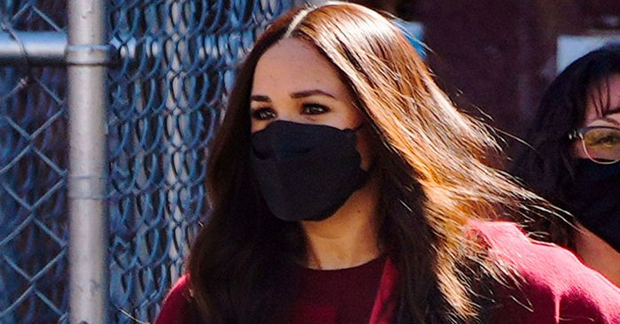 Meghan Markle's New Slouchy Suit in NYC Couldn't Be More On-Trend