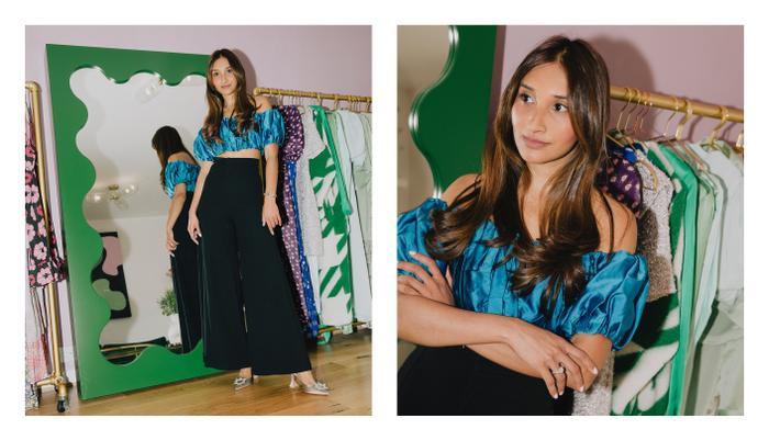 Eshita Kabra-Davies of By Rotation:
