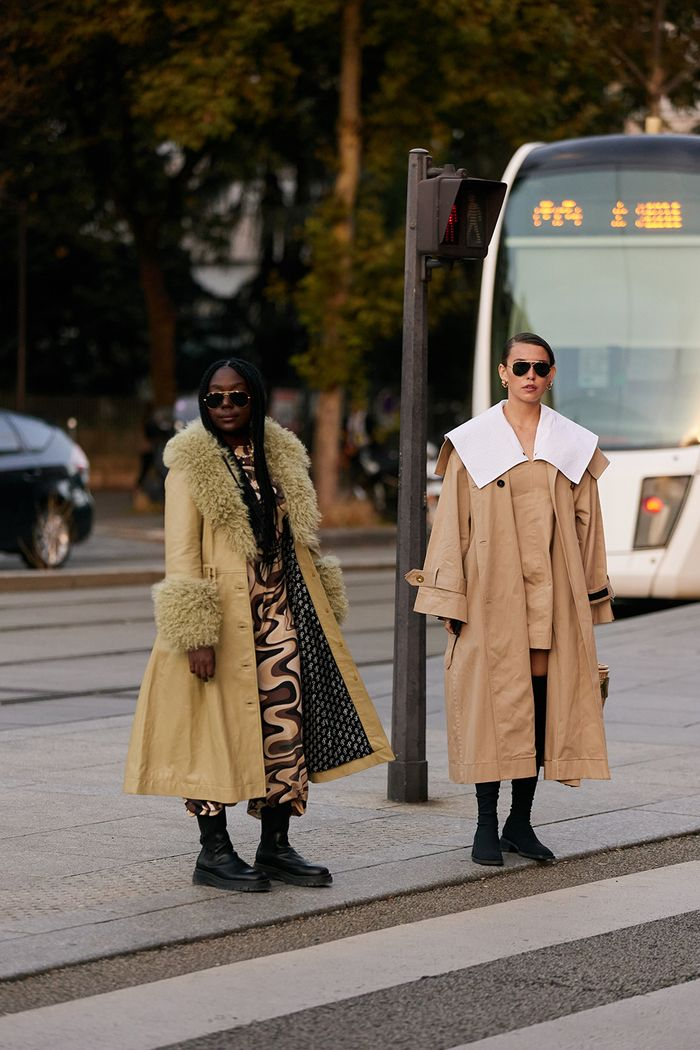 Paris Fashion Week street style outfits September 2021