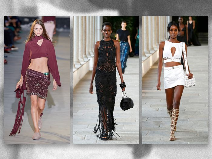 milan fashion week spring/summer 2022 trends from the runway