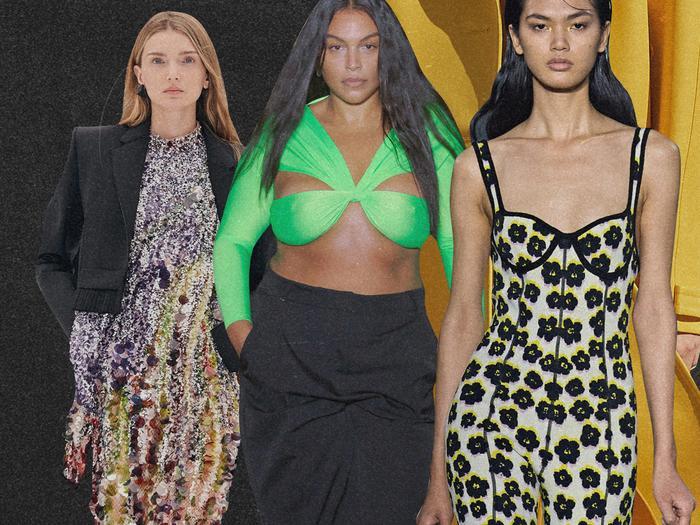 Paris fashion week spring summer 2022