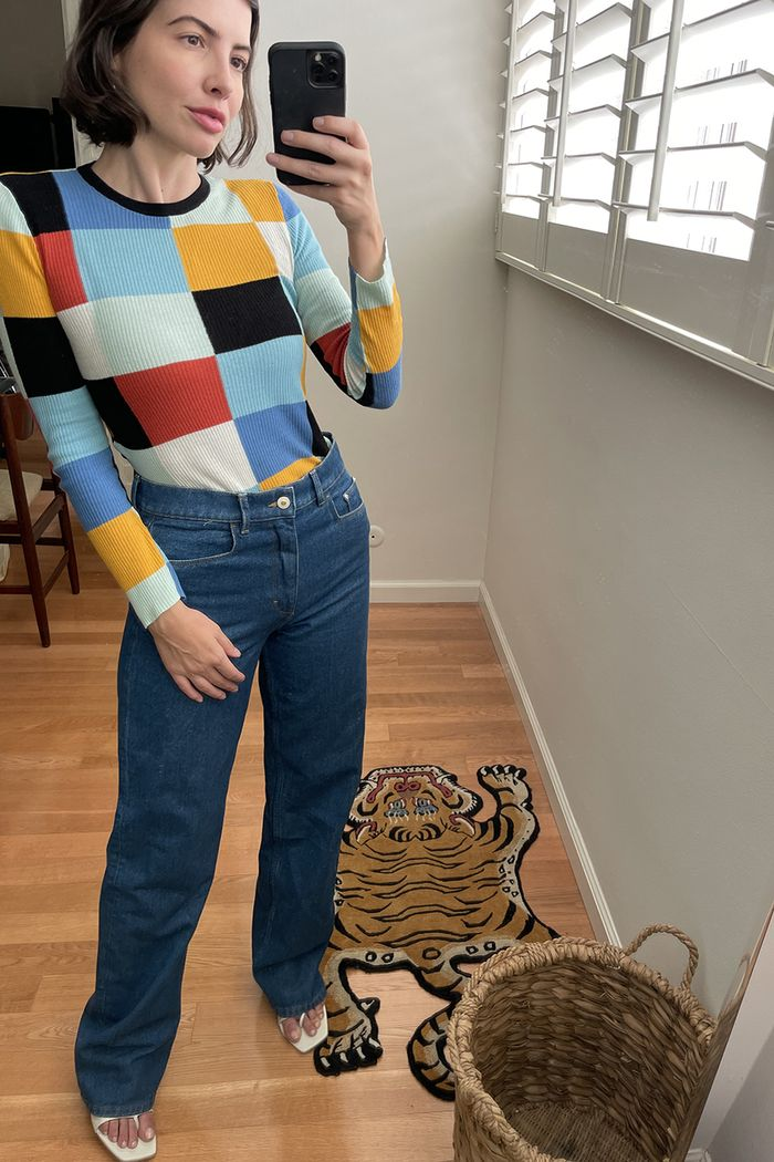 Wandler Poppy jeans
