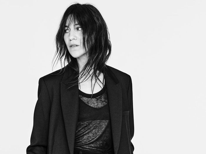 zara's new collaboration with charlotte gainsbourg