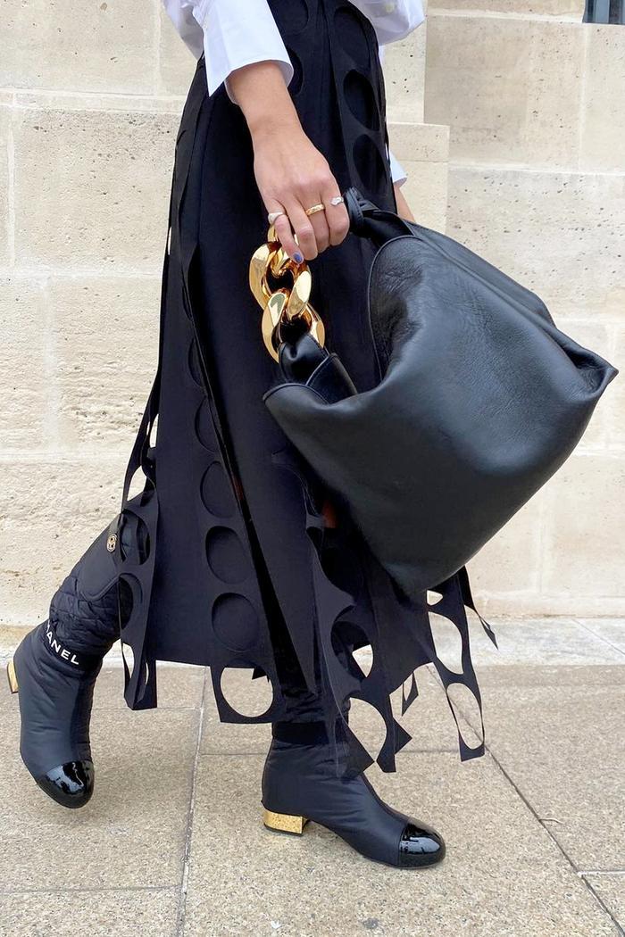 JW anderson chain bag