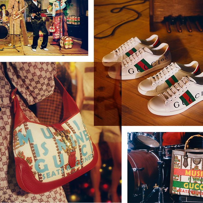 This Gucci Collection Celebrates 100 Years of Pop Culture—I Need Every Piece