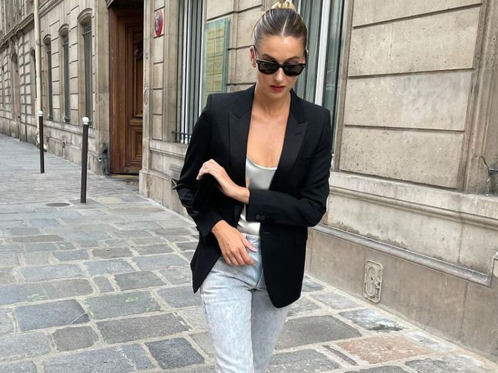 I've Worked It Out: This Is How French Women Always Style Jeans
