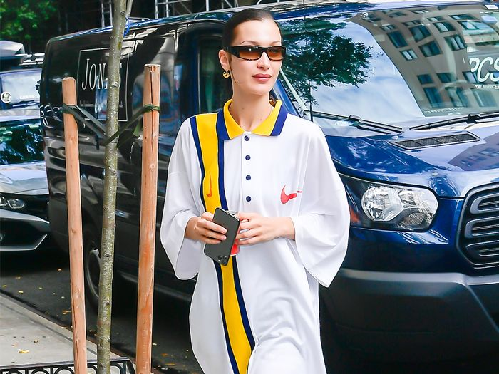 Bella Hadid's Under-$250 Sneakers Are Soon to Be the Next It Shoes