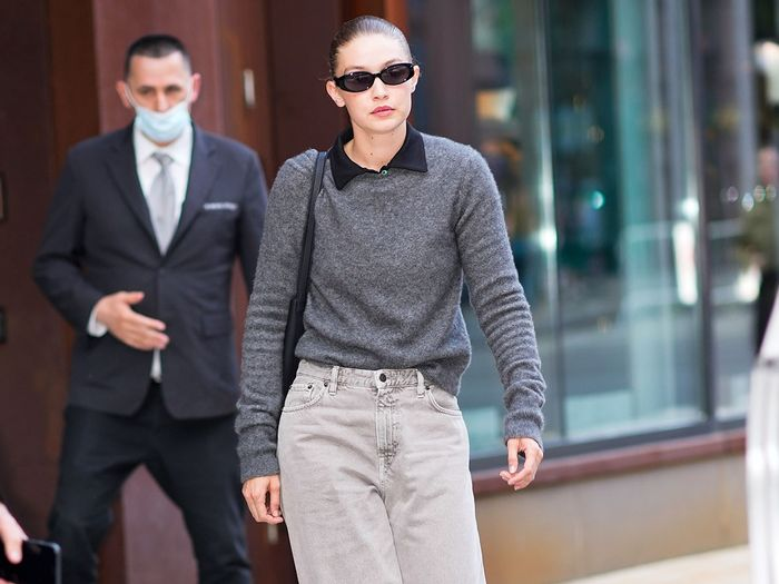 celebrity denim outfits