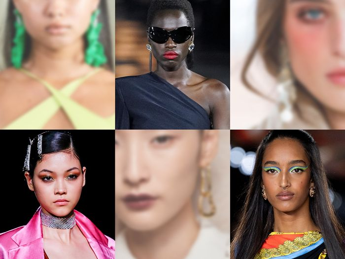 Behold: 13 Mesmerizing Beauty Trends From the Spring 2022 Runways