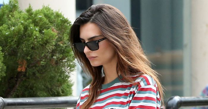 EmRata and Kaia Gerber Wore the Same $60 Sneakers in NYC This Week