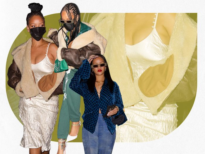 My Group Chat Is Lit With These Rihanna Outfits, so I Thought I'd Share